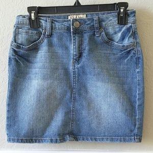 Earl Jean - Denim Skirt Sz 2